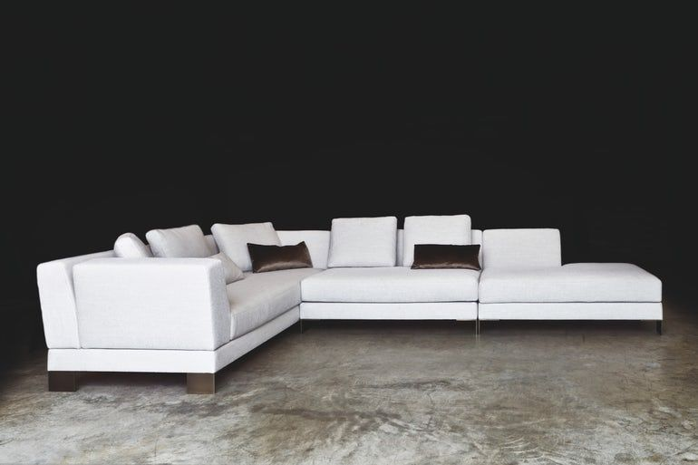 Aquabella Sofa Contemporary Sofas Sectionals Dering Hall
