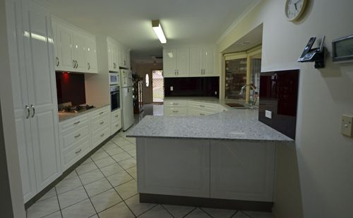 U Shape Kitchens Brisbane Cabinet Makers Brisbane kitchen ideas