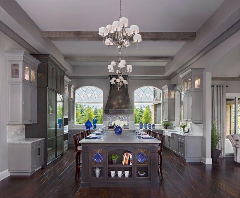 Galley Kitchen Design Ideas & Remodel - MI & OH | KSI