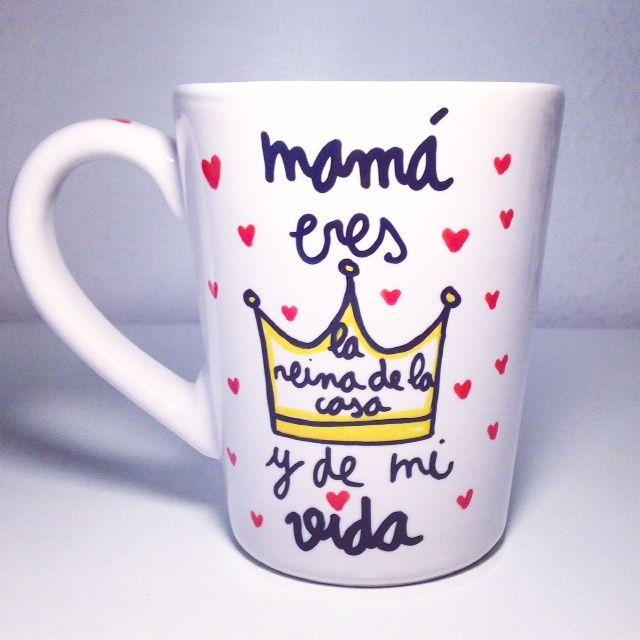 Yujuuu! Resistente 100/% al microondas y lavavajillas Taza con Mensaje Mejor Madre del Mundo Taza cer/ámica Original Madre