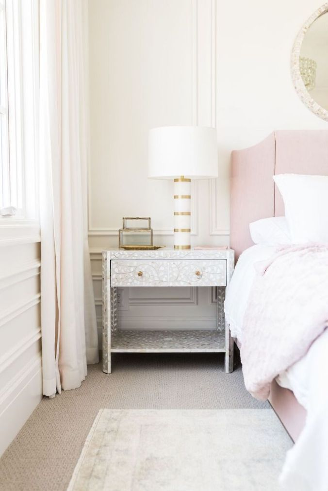 Project Reveal A Bedroom for Emily Jackson of Ivory Lane's DaughterBECKI OWENS is part of Large bedroom Window - I worked with Emily Jackson of Ivory Lane on an updated bedroom for her sweet daughter Capri  We wanted the space to feel fun and girly but with a fresh polish that would grow with her