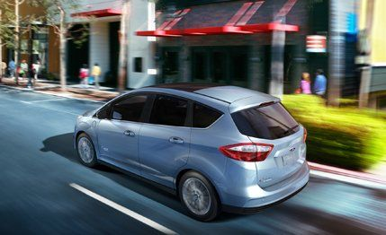 2013 Ford C Max Energi Plug In Hybrid Ford Electric Car Car Hybrid Car