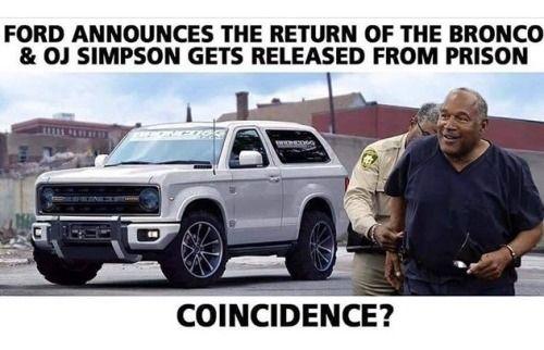 Illuminati Ford Bronco Concept Ford Bronco Bronco Concept