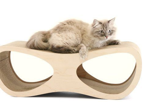 Miglio Design Doppio Cat Scratcher Loung...