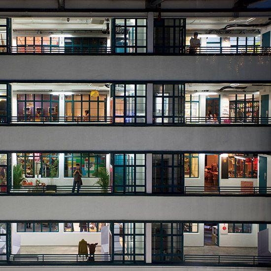 Hong Kong's New Design Hub, PMQ