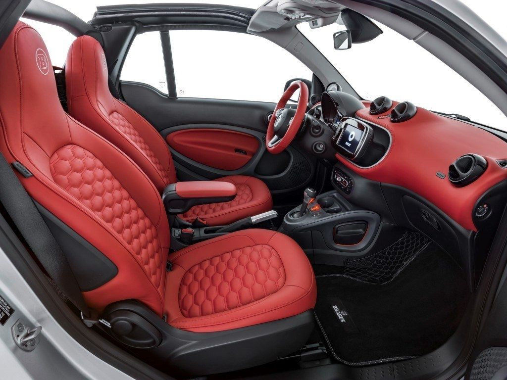 2019 Smart Fortwo Cabriolet Automatic Interior, Exterior