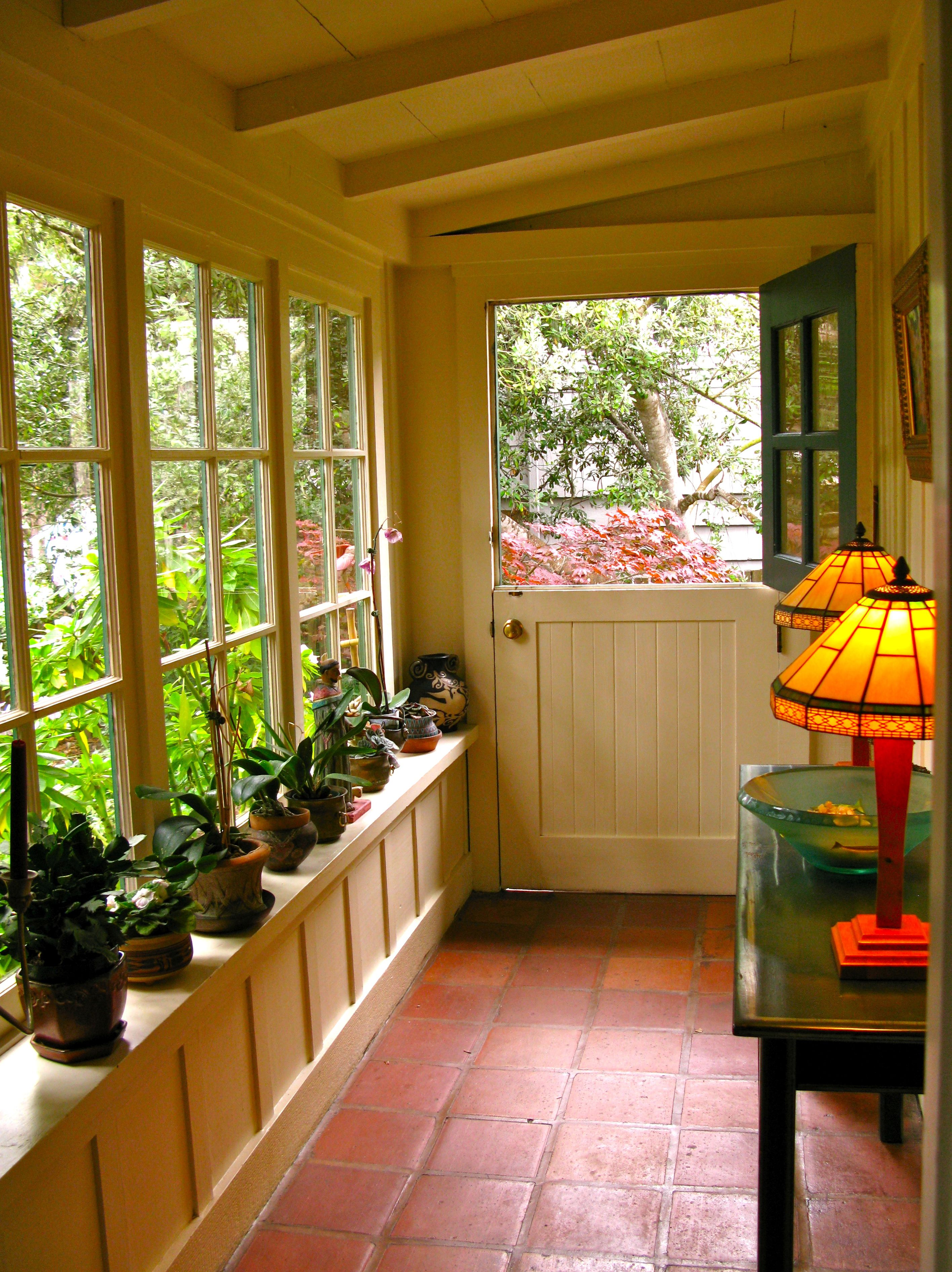 Small Enclosed Front Porch Ideas … | Small covered patio ... on Closed Patio Design id=30269