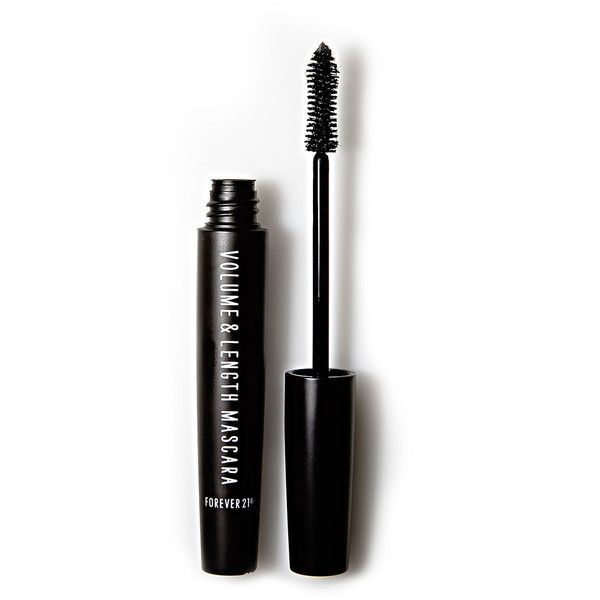 Love 21 Volume & Length Mascara (€8,75) ❤ liked on Polyvore featuring beauty products, makeup, eye makeup, mascara, beauty, eyes, accessories, fillers, lengthening mascara and love 21