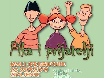 Osnovna škola Popovac - EKO zabava i igre - Eko priručnici, slikovnice, bojanke... na hrvatskom jeziku
