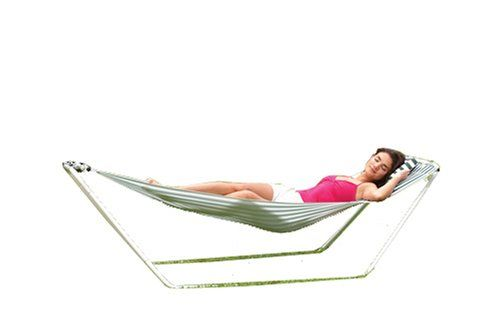 Texsport Seadrift Hammock with Pillow and Stand Included ...