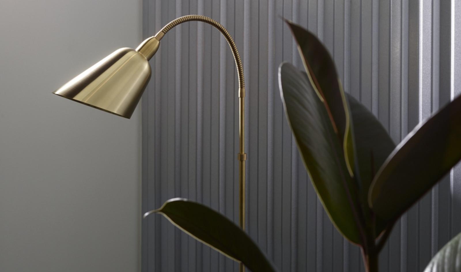 Aarhus Arne Jacobsen S Bellevue Lamp By Tradition On Aarhus Studios Blog Floor Lamp Minimalism Interior Lamp