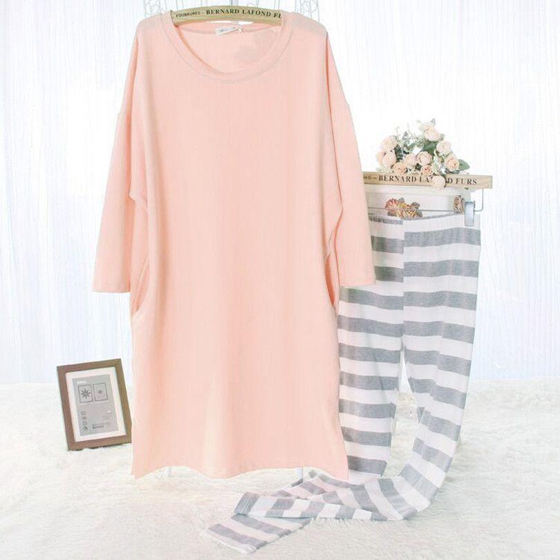 XXXL 플러스 사이즈 잠옷 여성 Pijamas Mujer 잠옷 파자마 팜므 Pijama Feminino 잠옷 Pijama Masculino 홈 의류 잠옷