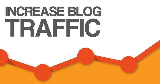 Increase Your Blog S Organic Traffic 5 Simple Ways Free Blog Traffic Increase Blog Traffic Improve Blog Traffic