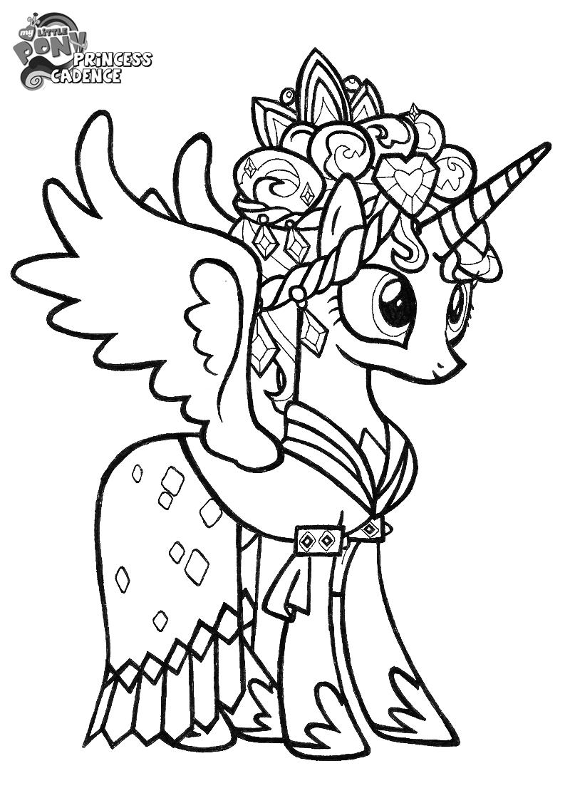 Theme Prince cadence My Little pony My little pony