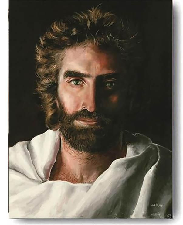 Heaven Is For Real Jesus Painting-Prince Of Peace By