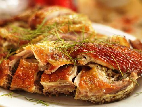 Pizza giá rẻ xin được giới thiệu tới bạn món lợn mán của Tam Đảo