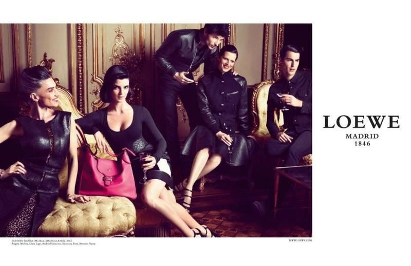 Loewe A/W '12 Campaign > photo 1854445 > fashion picture