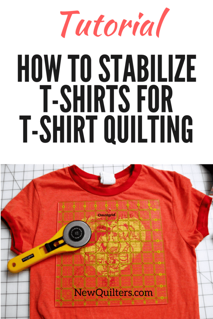 Tee Shirt Quilts Beginners