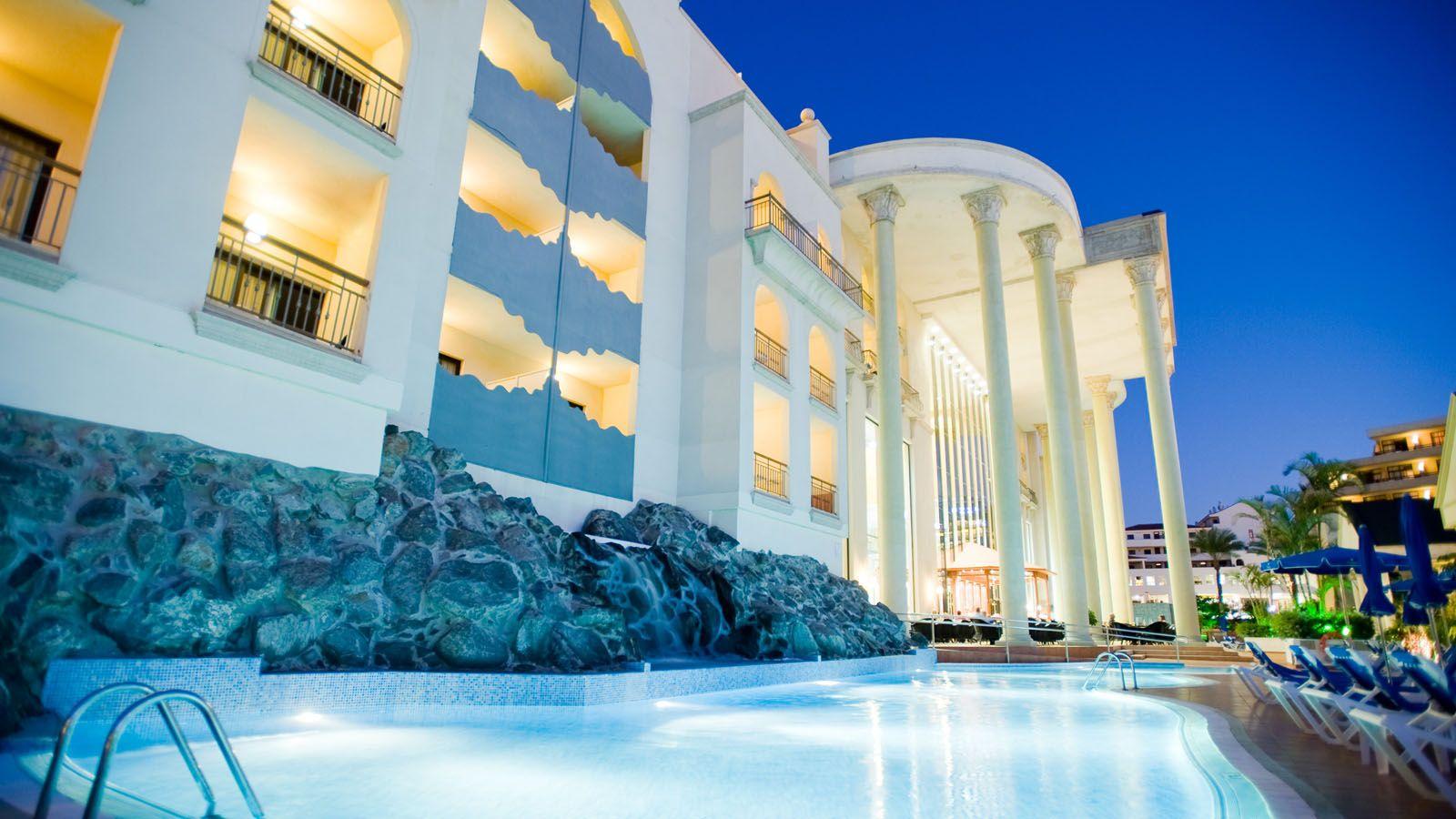 Hoteles En Tenerife Hotel Bahía Princess Hoteles Tenerife Hoteles Hotel