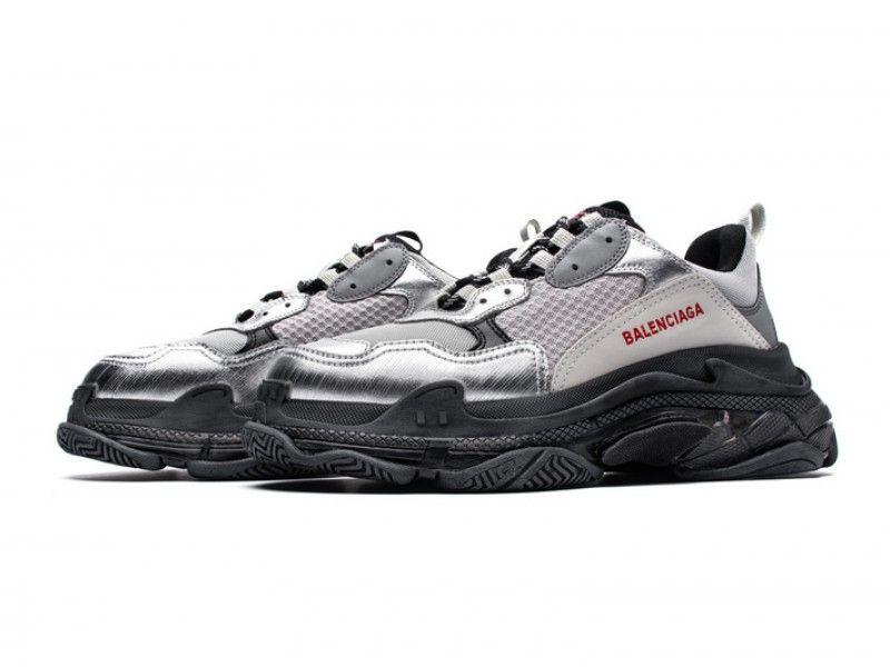 Balenciaga Triple S Clear Sole Sneaker