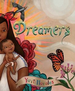 Yuyi Morales S Gorgeous New Picture Book Is About Making A