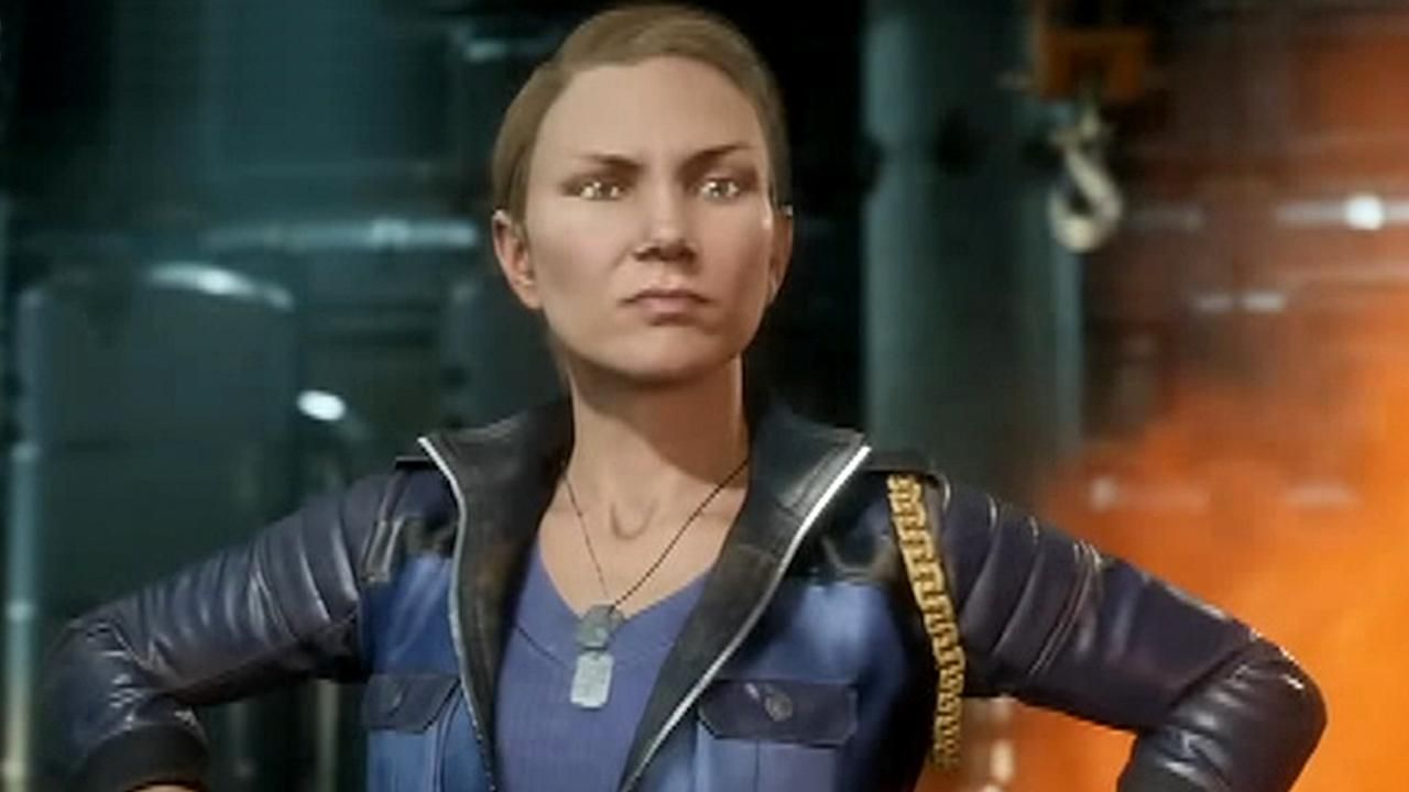 Ronda Rousey Gets Animated In Mortal Kombat 11