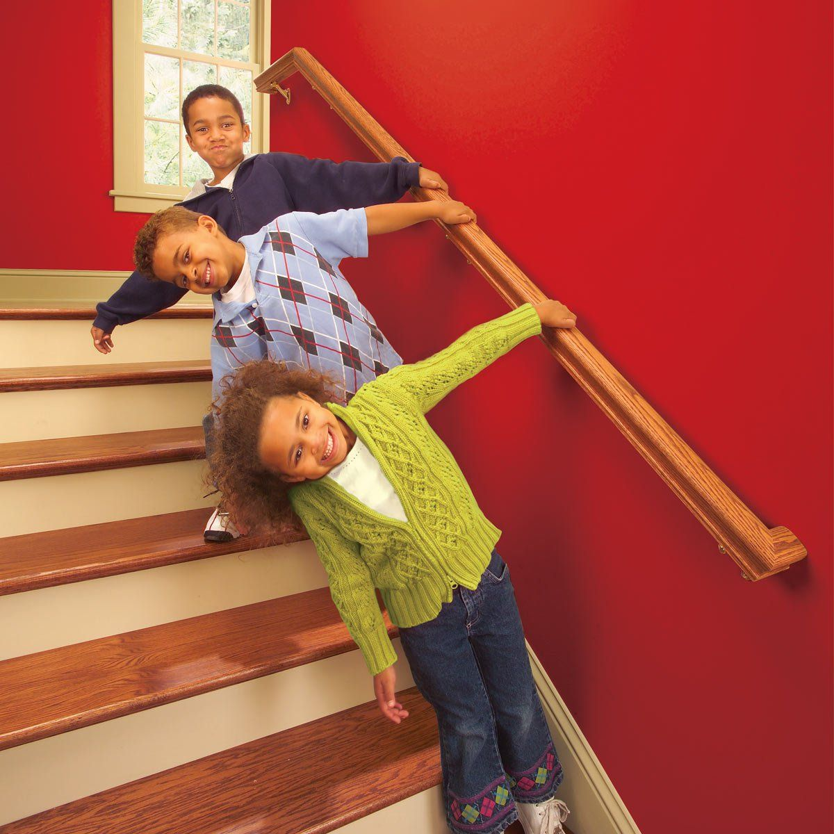 Best Install A New Stair Handrail Diy House Projects Stair 400 x 300
