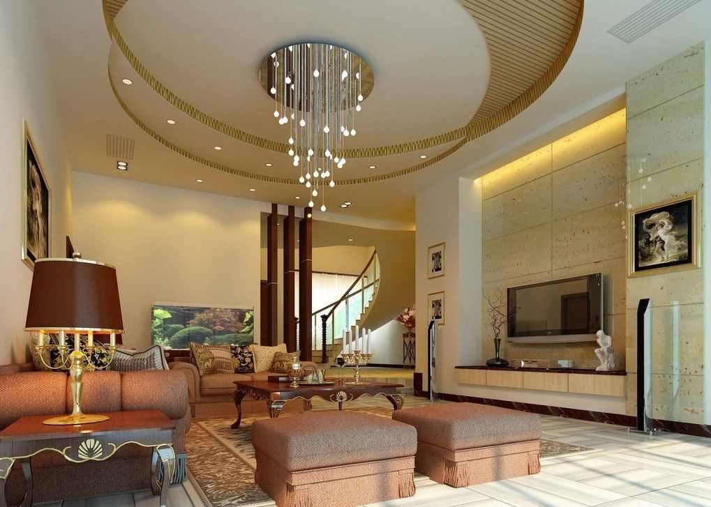 Simple Ceiling Design Ideas For Living Room
