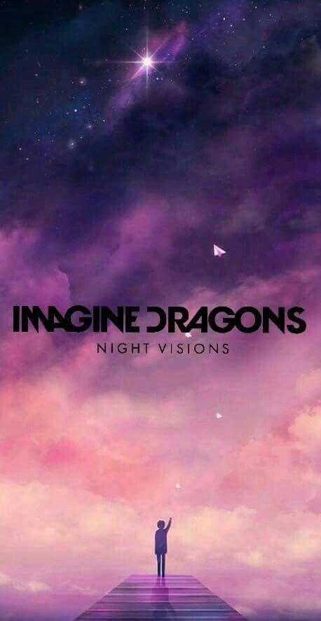 Imagine Dragons Night Vision Fanart Wallpaper Lockscreen Lock Screen Phone Wallpapers Amnesia