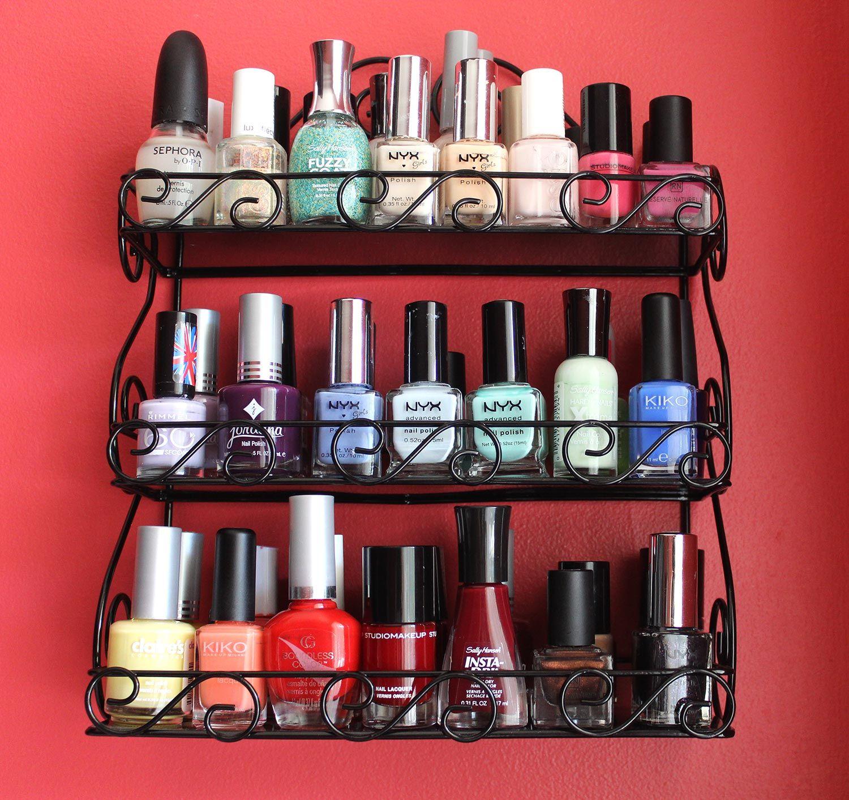 Rangement Vernis Forum Astuces Rangement Maquillage Vernis Ongles Pinterest