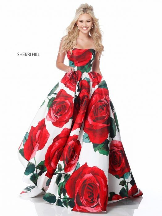 Sherri Hill Prom Dresses 2018 | Eastern & Western Bridal Dresses for ladies  | Pinterest | Sherri hill prom dresses, Prom and Dress collection