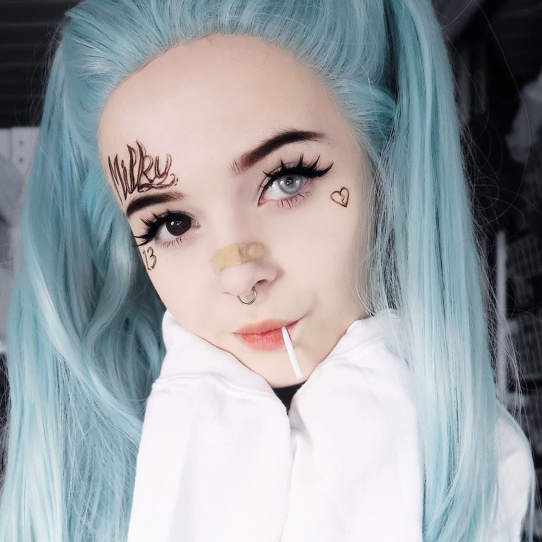 Face Tattoo Filter Instagram: Pin De Witches' Child En Hanna Milkgore
