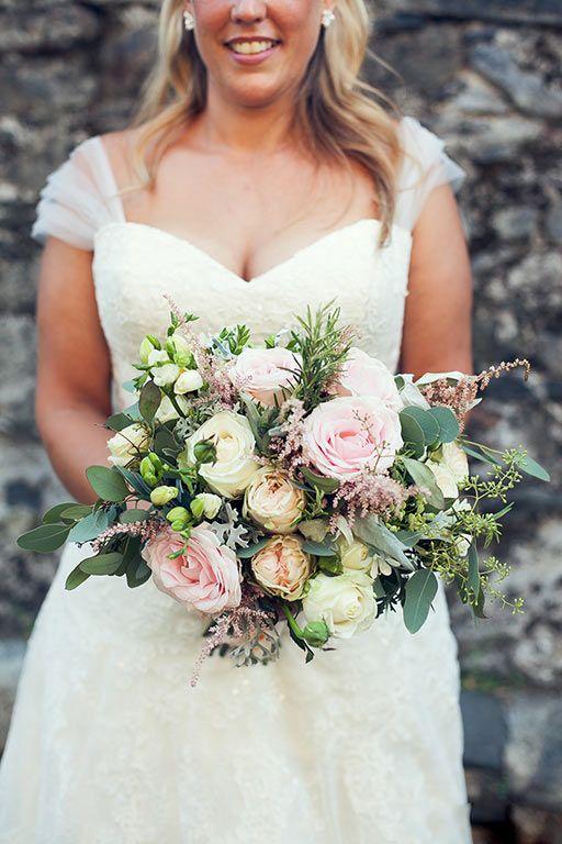bouquet British style by Stefania floral designer