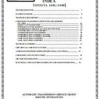 Automatic Transmission Repair Manual Pdf