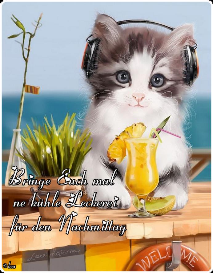 Freche Kitten Katze Diamant Stickerei 5D Diamond Painting DIY  Kreuzsticken