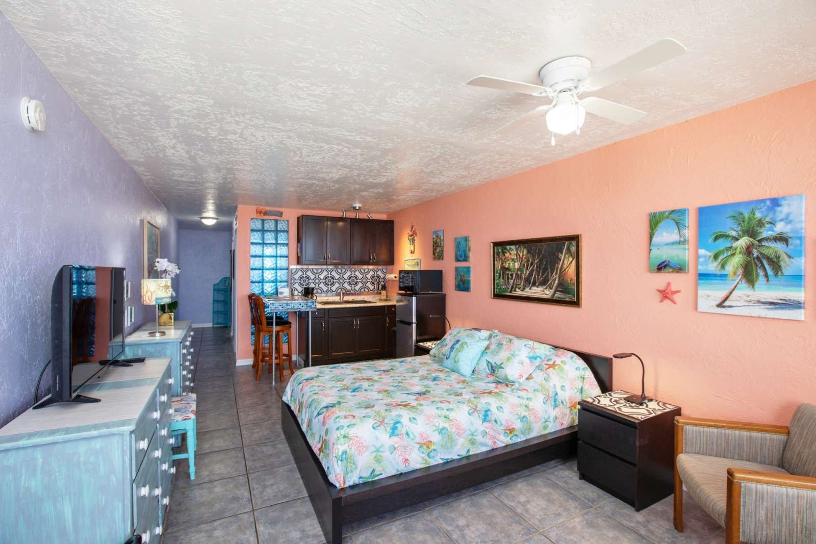 Daytona Beach Shores Vacation Rental Exciting Couples Getaway In Direct Ocean Front Newly Updated 5th Floo Daytona Beach Shores House Rental Daytona Beach