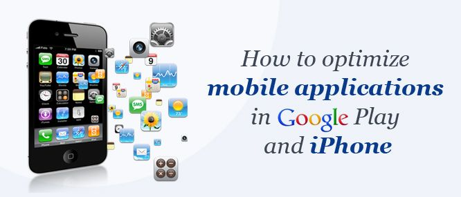 Mobile Application Optimization............