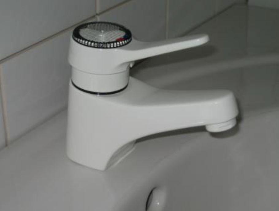 ROKAL HANSA Waschbeckenarmaturen Einhandmischer in Weiss