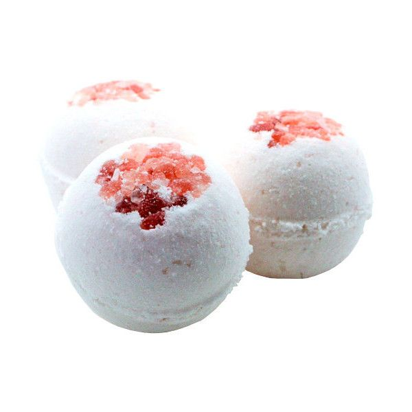 Himalayan Salt Eucalyptus Bath Bomb Natural Bath Bomb, Bath Bomb, Cold... (£3.53) ❤ liked on Polyvore featuring beauty products, bath & body products and body cleansers