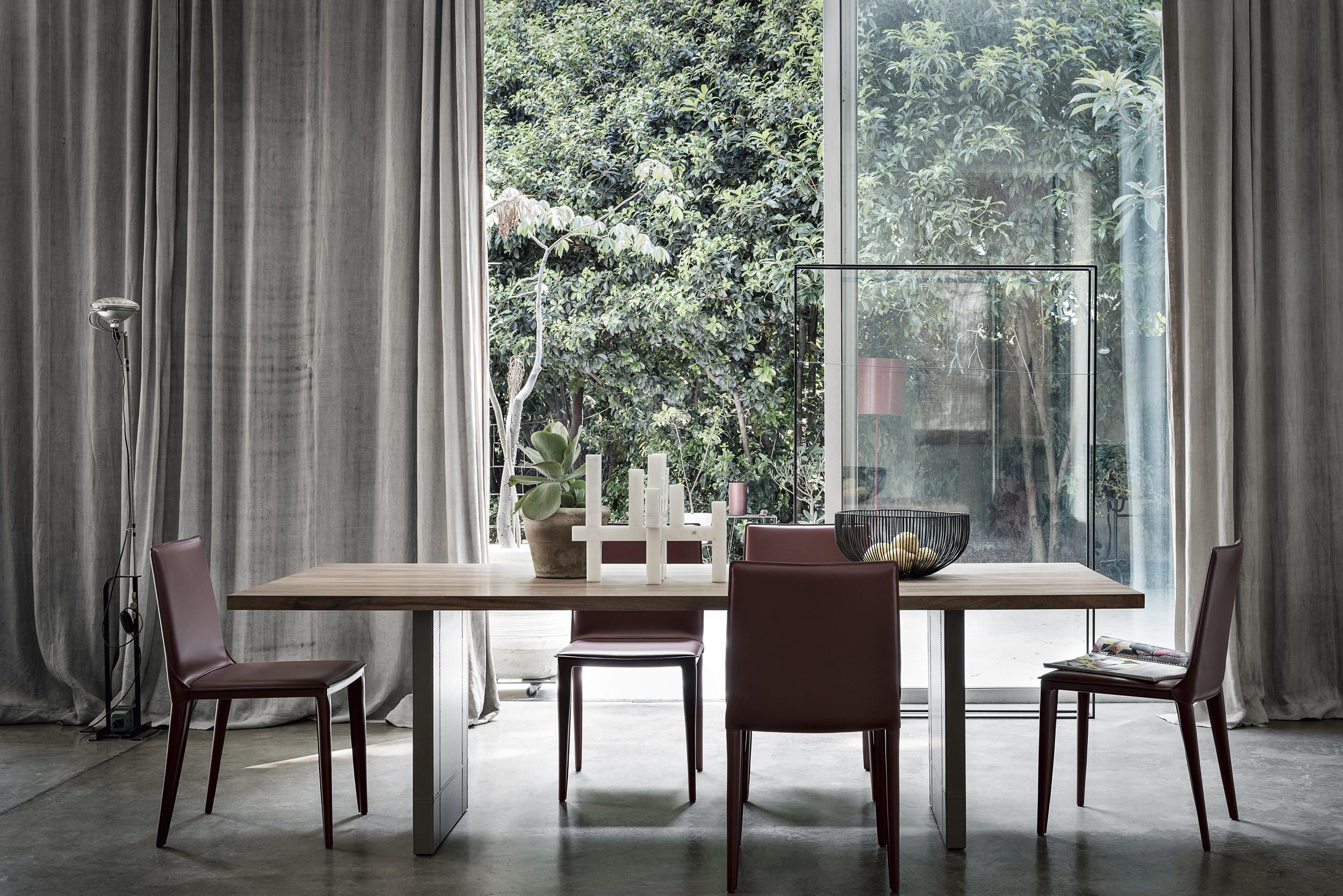 Twist Tl Table Dining Tables From Frag Architonic Contemporary Furniture Design Italian Furniture Brands Luxury Italian Furniture