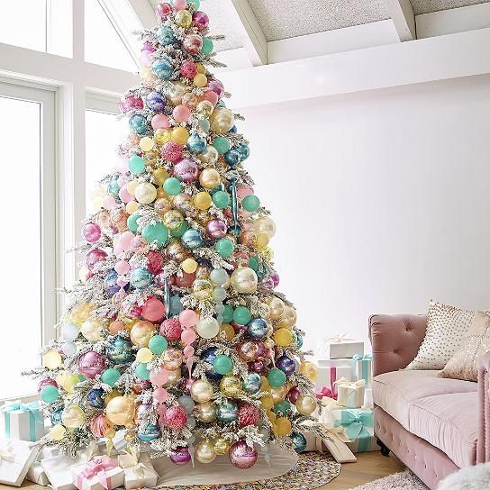 Pin by 𝒥𝑒𝓈𝓈𝒾𝒸a 🌹 on My Treetopia Dream Christmas Home Pinterest