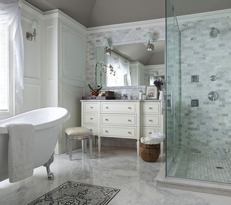 Stylish Bathrooms With Clawfoot Tubs Unique Interior Styles
