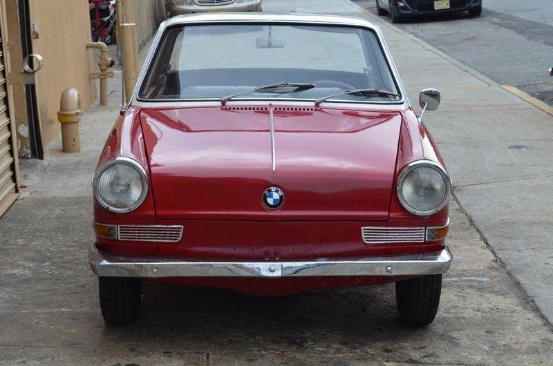 1962 BMW 700 - | Bmw classic cars, Bmw, Bmw cars