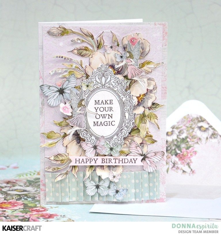 Make Your Own Magic Birthday Card Cardstags Pinterest Magic