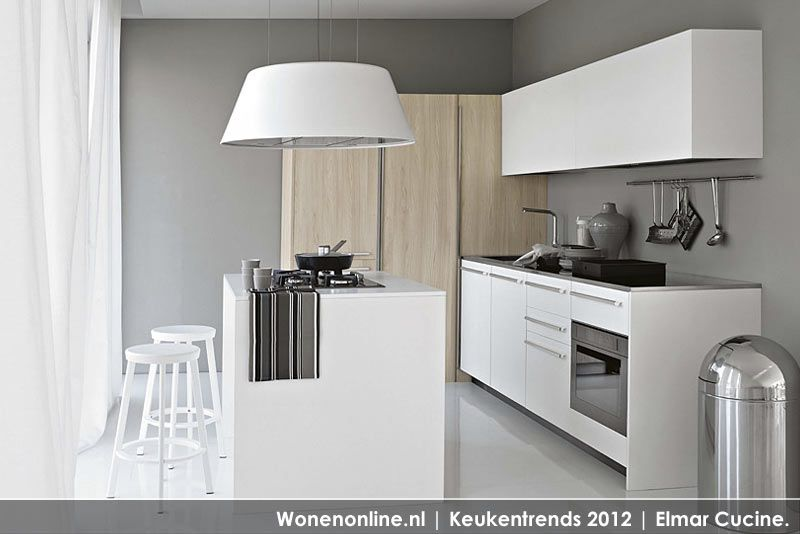 Keukentrends keukens kitchen white and kitchens