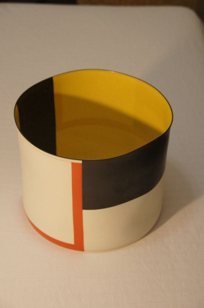 Bodil manz Cylinder No 5 2006 from Galerie Besson, London
