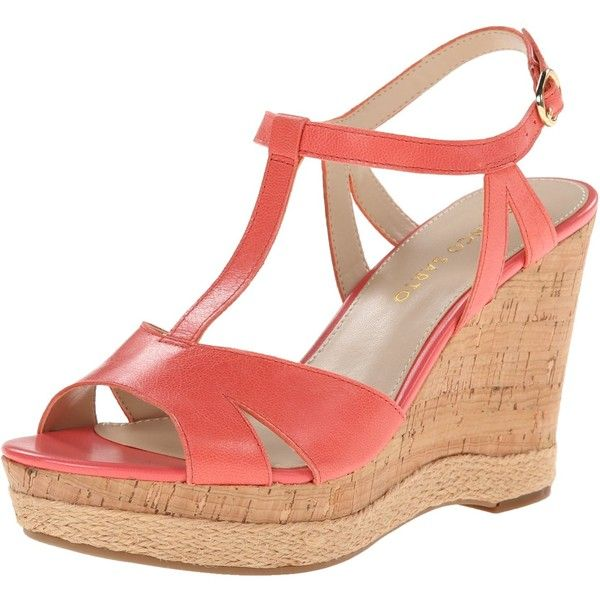 623bb1afd79 Franco Sarto Women s Swerve Espadrille Sandal ( 44) ❤ liked on Polyvore  featuring shoes