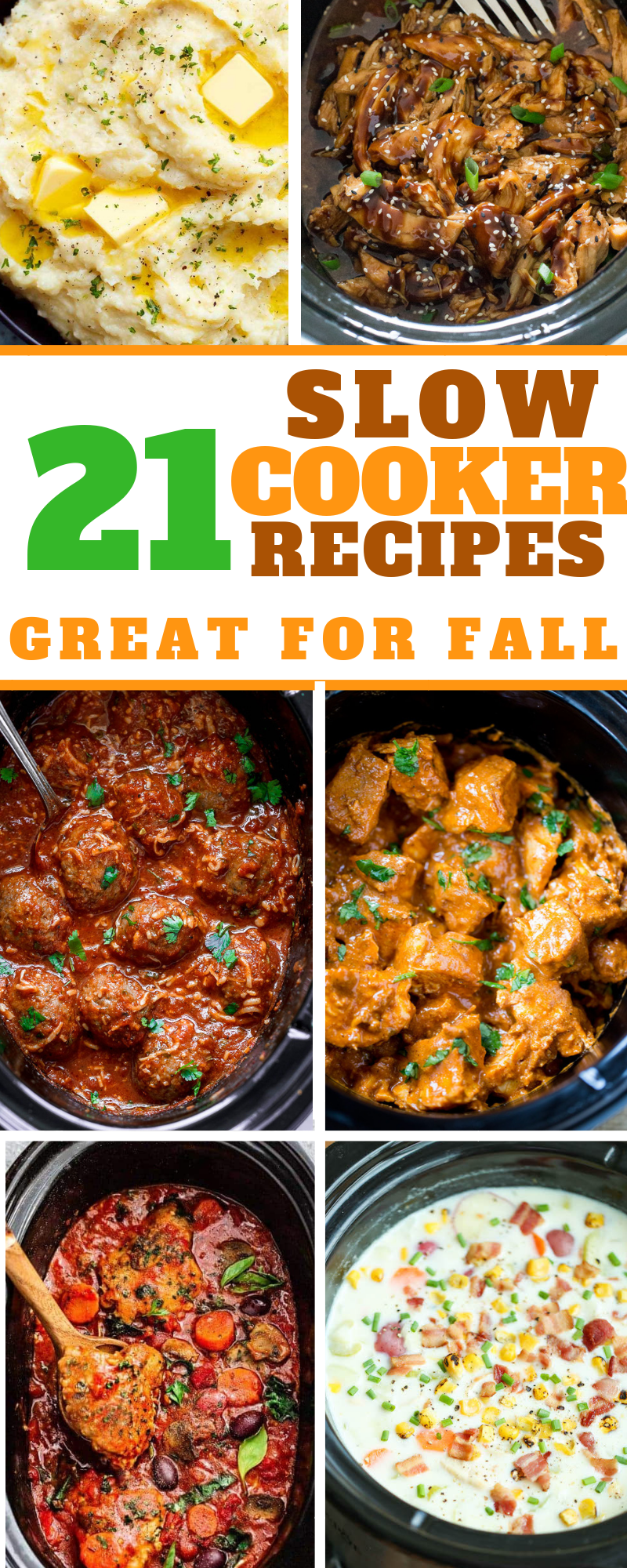 Enjoy Great Hearty Slow Cooker Dinners With Healthy Easy En Beef And Pork These Are Crock Pot Meals Dinner Ideas Recipes