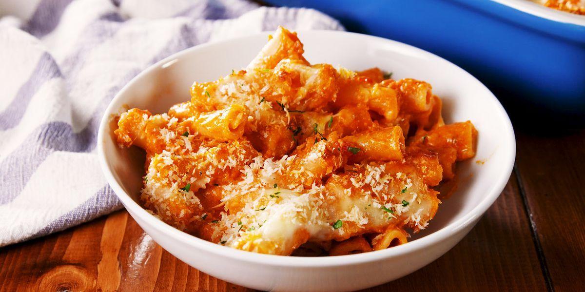 5Cheese Ziti Al Forno Recipe Weeknight dinner recipes