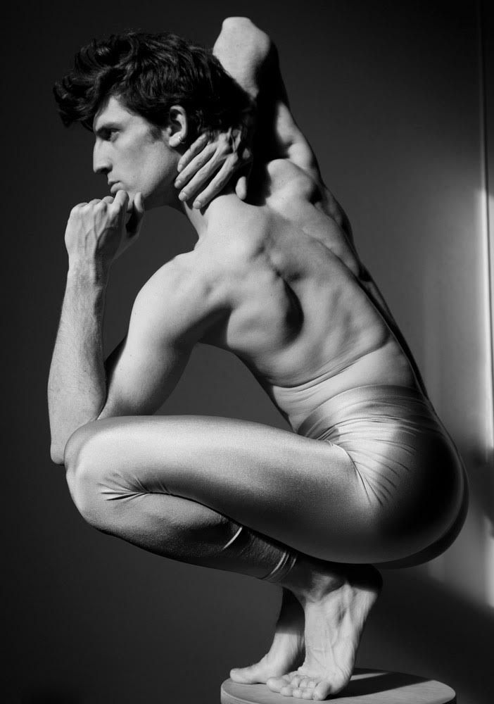 The male physique